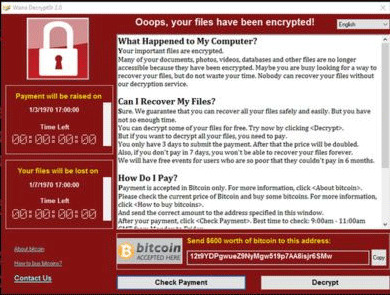"""Worst-Ever Recorded"" Ransomware Attack Strikes Over 57,000 Users Worldwide, Using NSA-Leaked Tools"