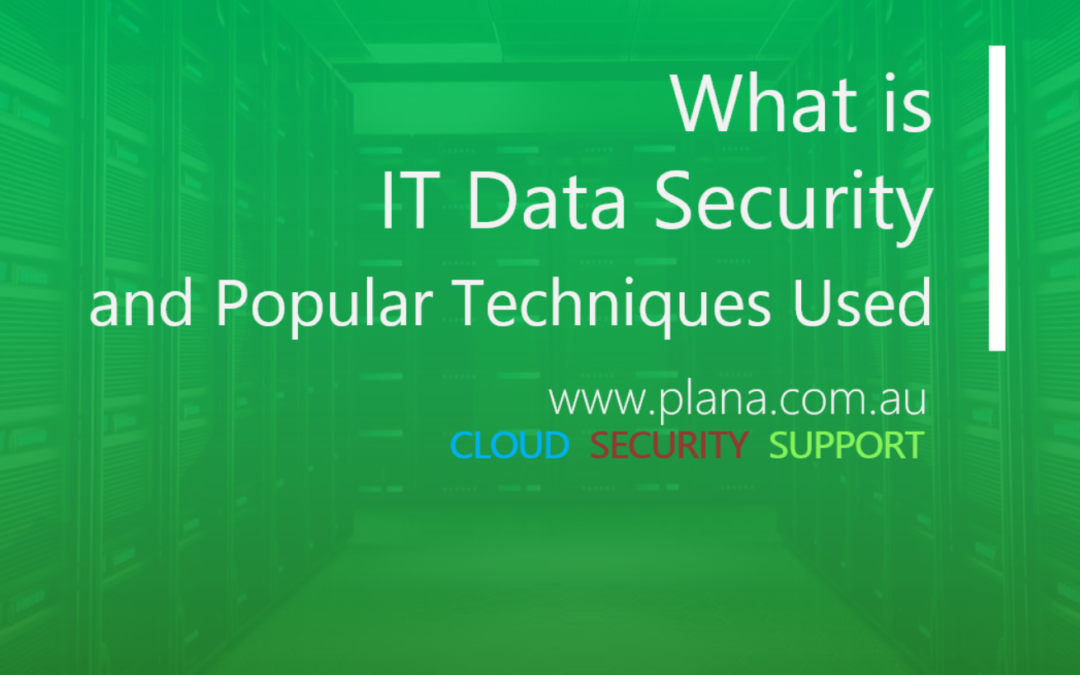What is IT Data Security?